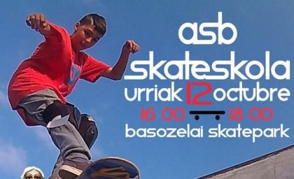 Campeonato de Skate en Basauri