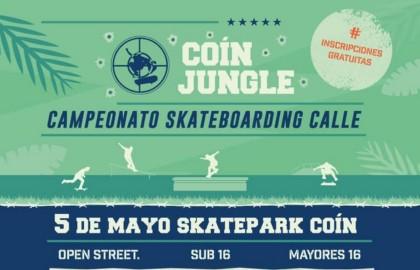 Campeonato de Skate en Coín