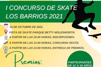 Campeonato de skate Los Barrios (Cádiz)