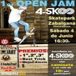 Open Jam 4-SK8