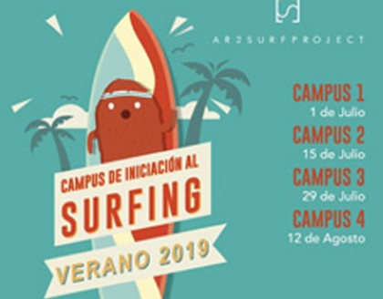 Campus de Verano ar2surfproject