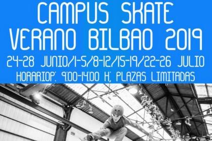 Campus Verano skate de GureTxoko