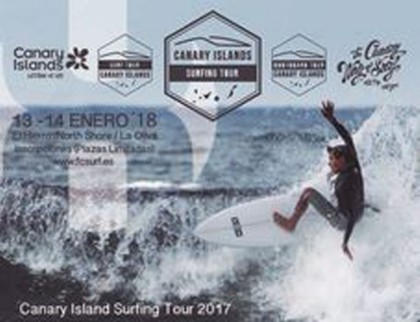 Canary Island Surfing Tour 2017