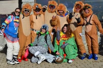Carnaval en Baqueira Beret con magníficas condiciones