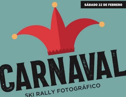 Carnaval con Ski Rally Fotográfico en Baqueira Beret