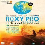 Bus gratis para ir el Roxy Pro