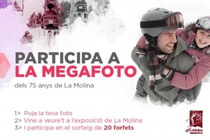 Celebra los 75 años de la Molina con dos concursos