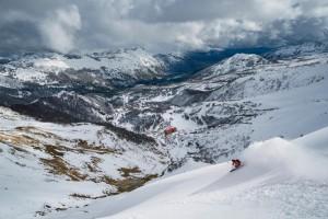 Cierre de Temporada centro de Ski 2017