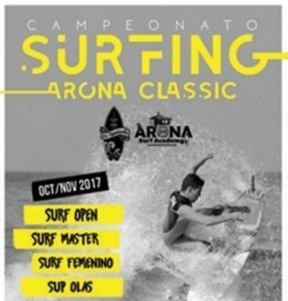 Circuito Canary Way of Surf Arona
