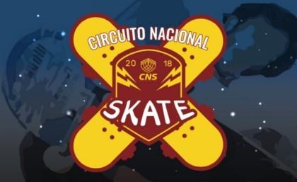 Circuito Nacional Skateboarding 2018 en A Coruña