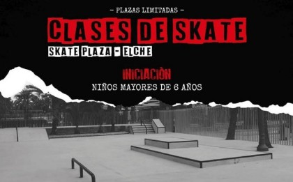 Clases de Skate en Elche