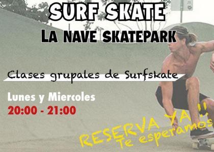 Clases de Skate en la nave skatepark de Madrid
