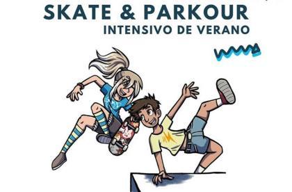 Clases de Skate y Parkour en Valencia