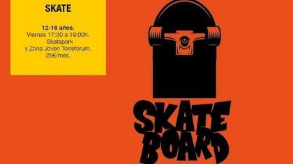 Clases de Skate en Torrelodones