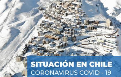 Comunicado Covid-19 de la Parva (Chile)