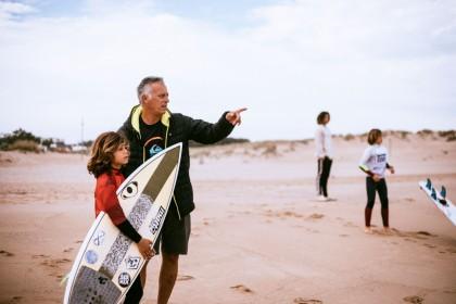 Confirmada la prueba de A Lanzada del Fesurfing Junior Series
