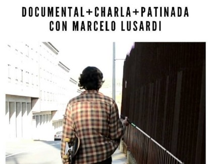 Conoce a MARCELO LUSARDI The Blind Rider