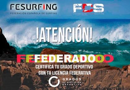 Consigue tu primera certificación de surfing