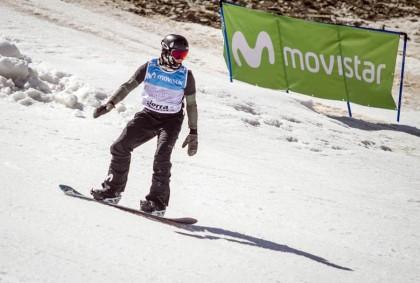 Ctos y Copa de España Movistar de Snowboardcross y Skicross