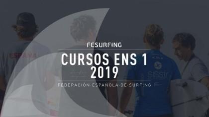 Curso de Entrenador Nacional de Surf nivel 1 Andalucia