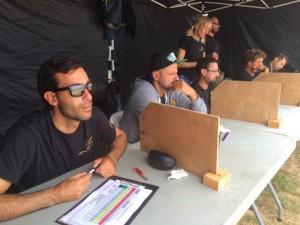 Curso de formación de jueces de Surfing FCS