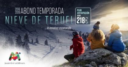 Descubre la nieve de Teruel