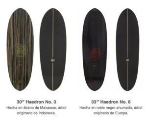 Descubre las nuevas Haedron Series