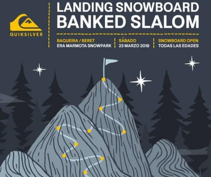 El Banked Slalom Tour de la WSF en Baqueria Beret