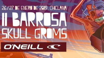 El Barrosa Skull Groms repartió los primeros 1000 puntos