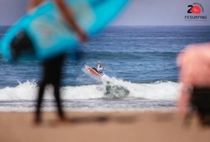 El calendario de competición Fesurfing 2021 con prudencia