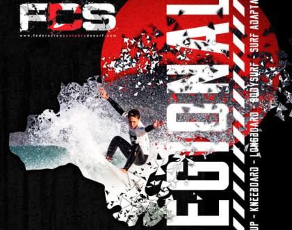 El Campeonato de Cantabria de surfing en Somo