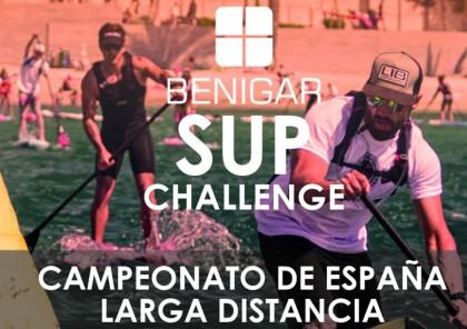 El Campeonato de España Larga Distancia Benigar SUP Challenge 2019