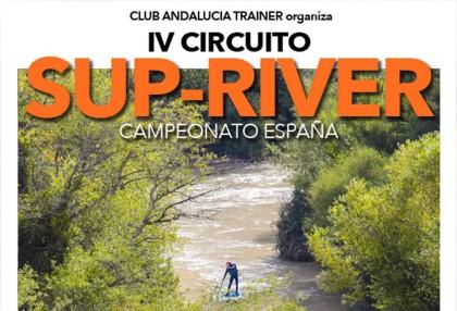 El Campeonato de España de SUP River
