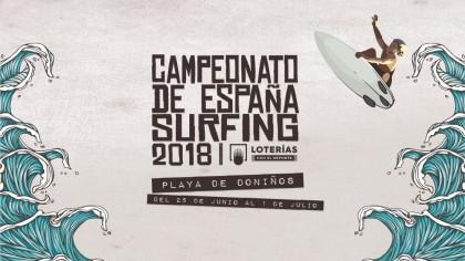El Campeonato de España de surfing 2018 en Ferrol