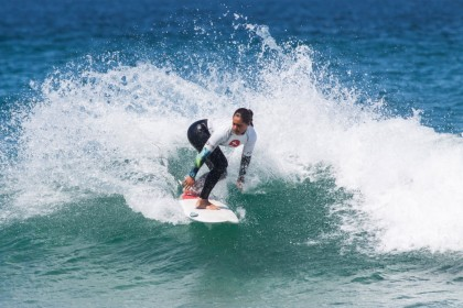 El Campeonato de España de Surfing de record