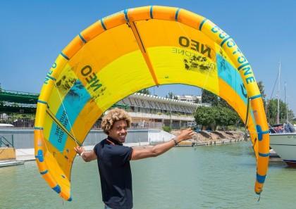 El Circuito Mundial de kitesurf 2018 finaliza esta semana