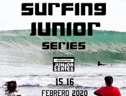 El circuito nacional FESURFING Júnior Series arrancará en Murcia