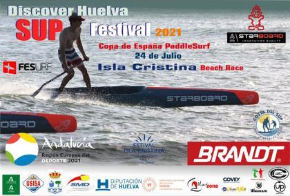 El Discover Huelva SUP Festival 2021