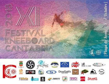 El Festival Kneeboard Cantabria