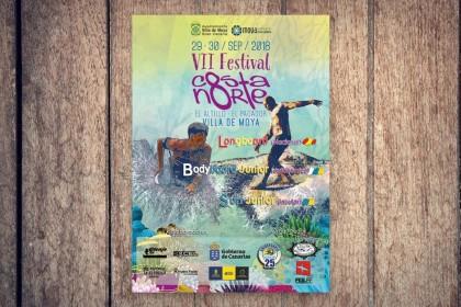 El Festival de Surfing Cosa Norte 2018