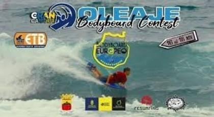El Gran Canaria Oleaje Bodyboard Contest en Araucas