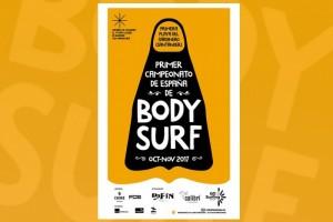 El I Campeonato de España BodySurf en Santander