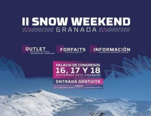 El II Snow Weekend, en Granada