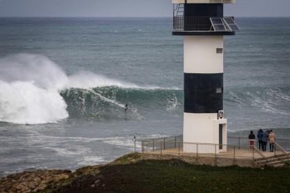 El Illa Pancha Challenge, primer Campeonato de España de Tow-in