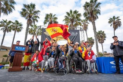 El ISA World Para Surfing Championship 2021 en California