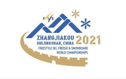 El logotipo de los Campeonatos Mundiales de Esquí, Freeski y Snowboard