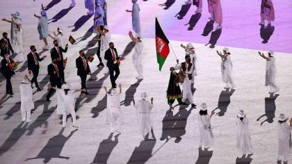 El Movimiento Olímpico se une para proteger a deportistas afganos