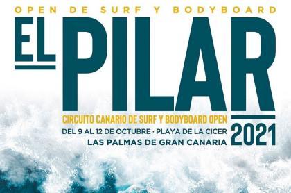 El primer open de surf y bodyboard El Pilar 2021 confirmado