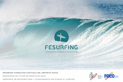 El Seminario de Meteorología y Oceanografía aplicadas al Surf en Barrika