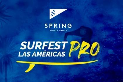 El Spring Surfest Las Américas Pro en Tenerife